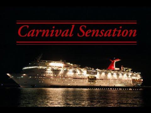 Carnival Sensation 2017