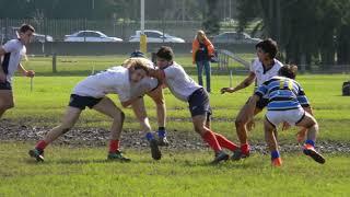 Club de Rugby Pueyrredon - M19B - Primera parte del año 2018