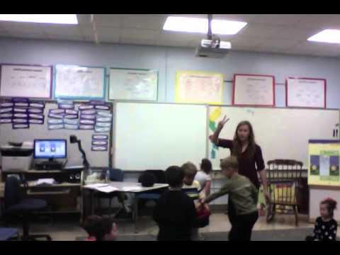 Duvall Elementary; Steady Beat Lesson Plan
