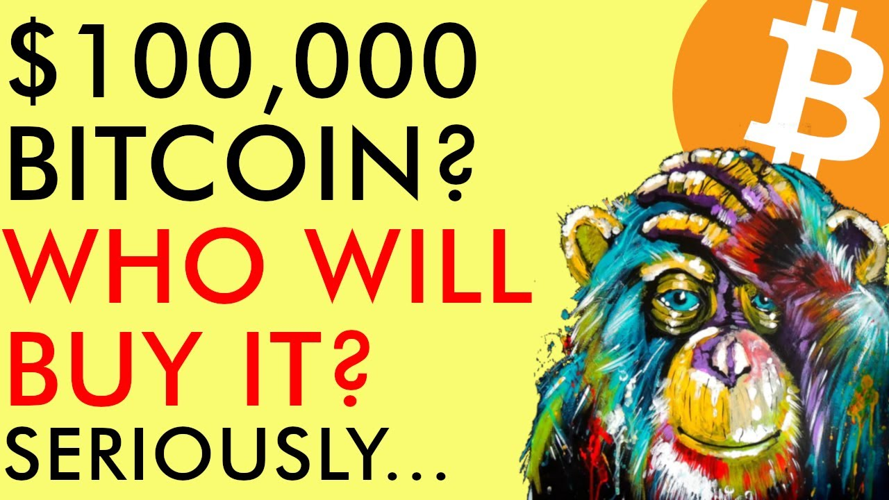 $100,000 BITCOIN, WHO WILL BUY IT? ETHEREUM DEFI Market Worth Trillions! Crypto News 2020