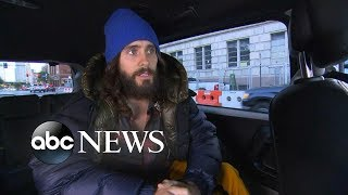 'GMA' Hot List: Jared Leto opens up about hitchhiking across the country Video