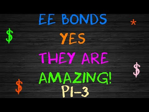 Government Securities Bonds - EE Savings Bonds / Treasury Bonds Part 1