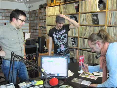 Daniele Moraca - Interview RADIO M SARAJEVO - Live at Coloseum Club - 14 MAGGIO 2011