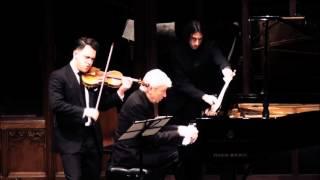 Giora Schmidt & Jean-Philippe Collard - Ravel Violin Sonata No. 2 in G Major