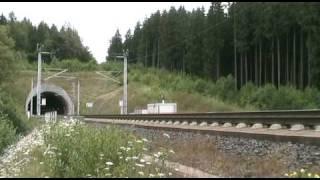 ICE high-speed line Cologne-Frankfurt