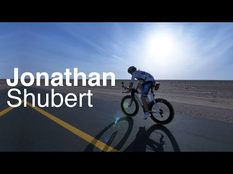 Cycling World Record by Jonathan Shubert - Muscat to Salalah (Oman 2018)