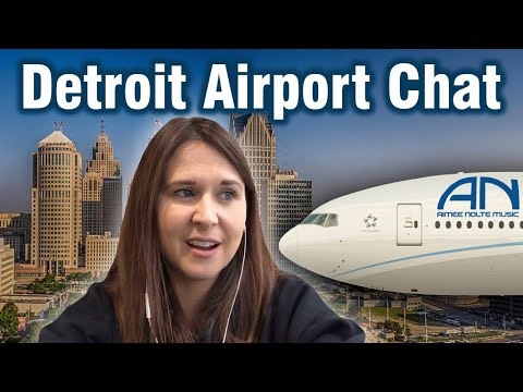 Detroit Airport Chat