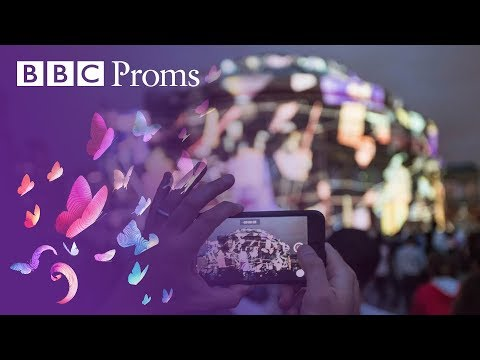 A spectacular curtain raiser to the BBC Proms 2018
