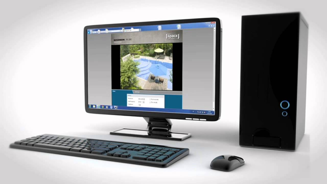 Maginon IP Security Camera - IPC-20 C (NL)