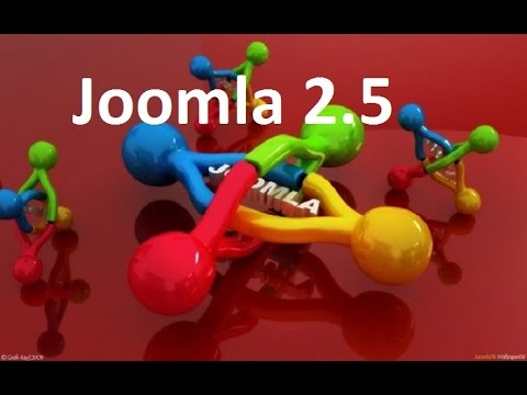 Создание базы данных Joomla