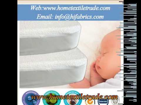 Durable Single Anti Allergy Mattress Protector