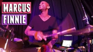 "Marcus Finnie | ""Moving On"" by Keiko Matsui"