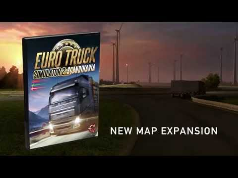 Euro Truck Simulator 2 - Scandinavia Map Expansion Teaser