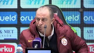 Fatih Terim'den Mustafa Cengiz'e SON CEVAP! |