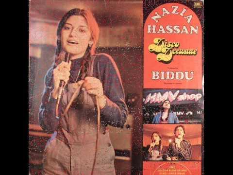 Nazia Hassan - Disco Deewane Part 1 + álbum
