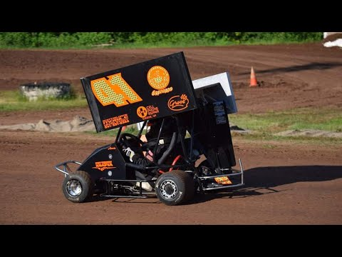 Points race #2 at cottage grove speedway