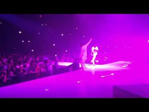 Kanye West & Pusha T Perform