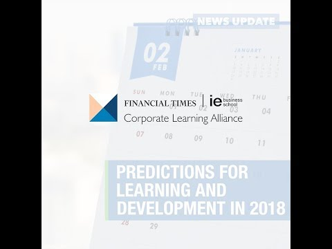 Predictions for Global Learning and Development in 2018