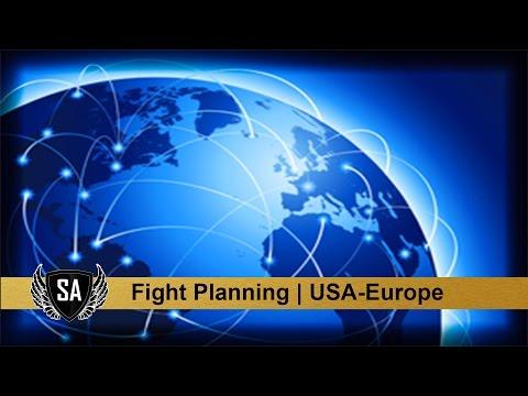 Flight Planning Part 1 | USA to Europe