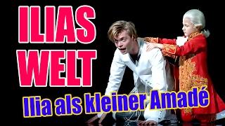 Mozart! das Musical - Ilia als kleiner Amadé