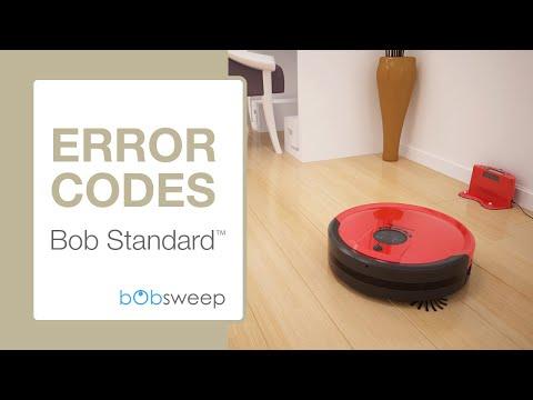 Error Codes | bObsweep Standard