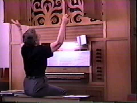 1990s Grandma Waugh Organ