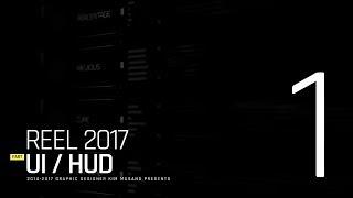 Lepusnette UI /HUD Reel 2017