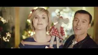 """Officiële videoclip """"Ik wil een kerstboom versieren met jou"""" - Eveline Cannoot & Filip D"""