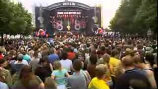 Sharer The World... Daniel Powter - Bad Day (Live 8)