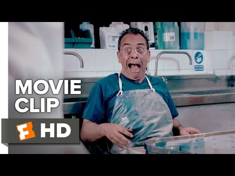 Absolutely Anything Movie CLIP – Zombies (2015) - Simon Pegg Comedy Movie HD