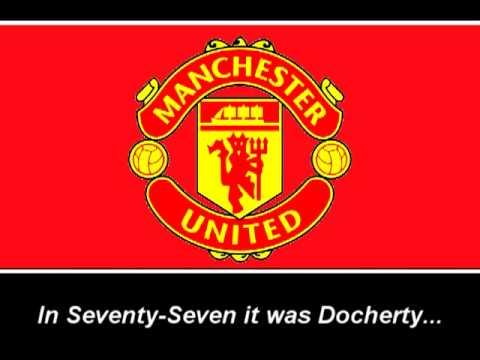 Manchester United F.C Anthem - Himno de Manchester United