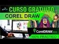 Gambar cover Curso de CorelDRAW | Primeros Pasos en CorelDraw 🥇 LECCIÓN 1/9 | AIMARI 🇪🇨