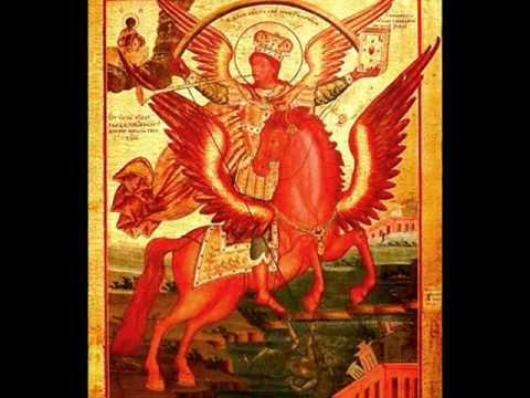 Акафіст Архангелу Михаїлу | Hymn to Saint Michael | Ukrainian Orthodox chant