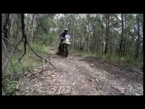 DIRT ACTION Suzuki V-Strom 1000 ABS  - play session