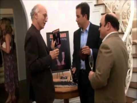 Curb Your Enthusiasm - Larry David Seinfeld Having Said That