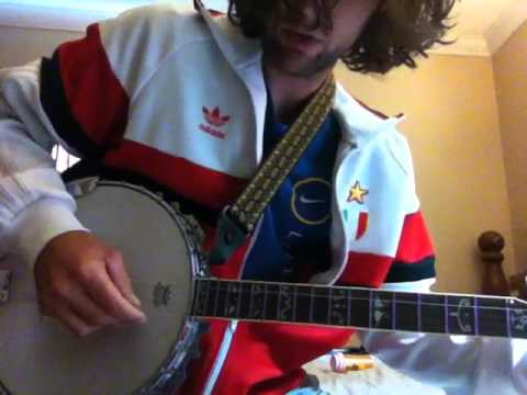 The Avett Brothers Salvation Song Banjo Tutorial Youtube
