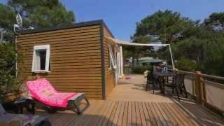 Cottage Twin 6p 3ch Premium - Camping Yelloh! Village Les Grands Pins