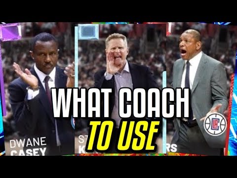 Best Coach for YOU to Use in MyTeam! NBA 2K19 MyTeam Tips!