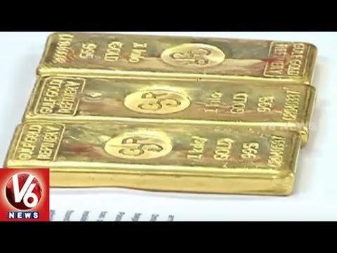 Shamshabad Airport Turns As Hub For Gold Smuggling | Hyderabad | V6 News