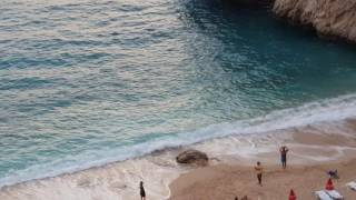 Antalya Kaş Kalkan Kaputaş plaji Samsung Nihat Deniz Kumsal Eylül 2016