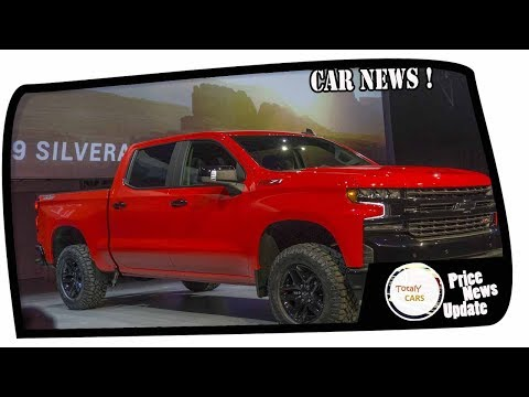 MUST WATCH !!! All New 2019 Chevy Silverado Caught Unmasked In The Wild!