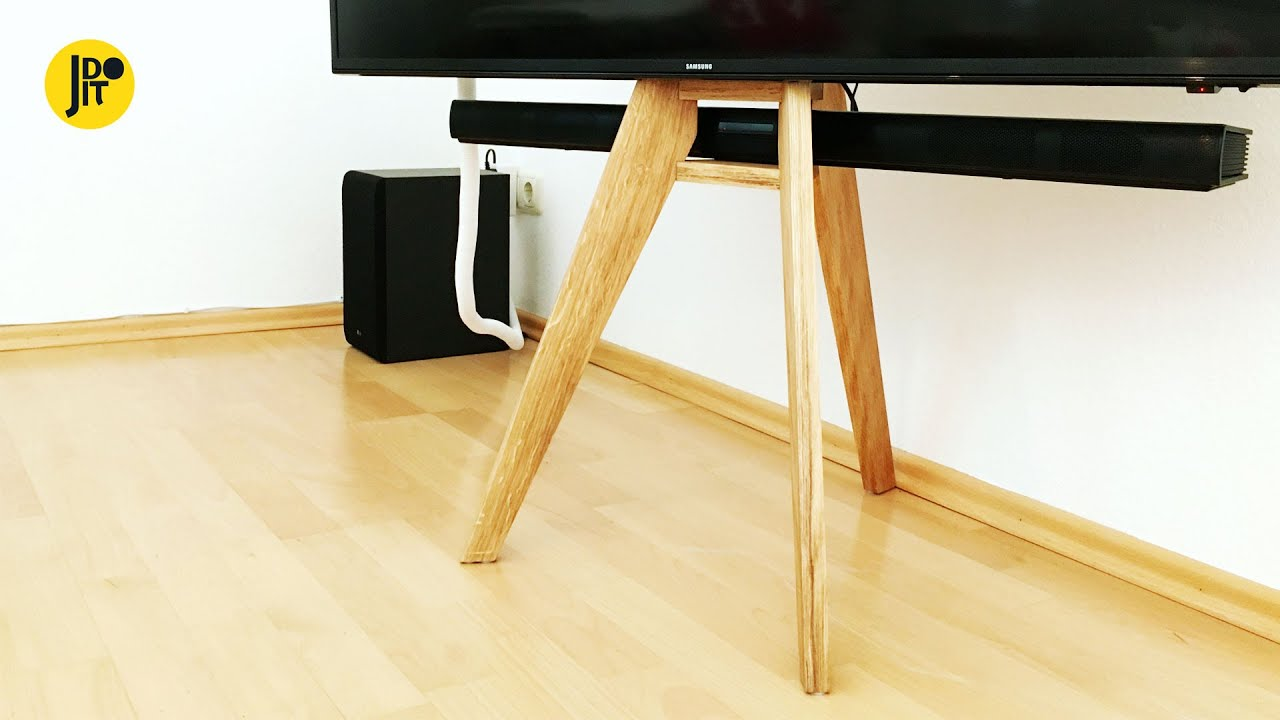 My First Furniture Project - YouTube