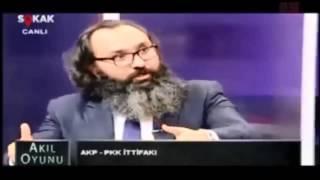AKP kurucu beyni arasında Türk yok
