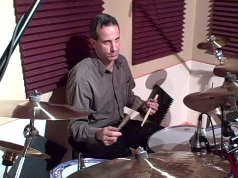 "Drummer Todd Walker - ""Swunk"" (swing-funk) 7/8 Groove"