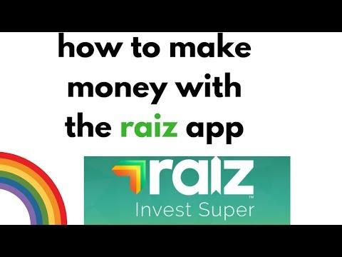 How To Make Money With Raiz | Raiz App Review 🌱