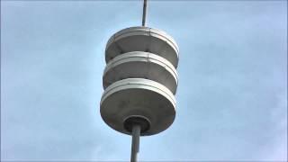 "[Genialer Sirenensound ever!] Dutch Air Raid Sirene Venlo ""Luchtalarm"" (HD)"
