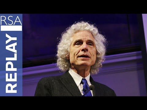 Enlightenment Now | Steven Pinker | RSA Replay