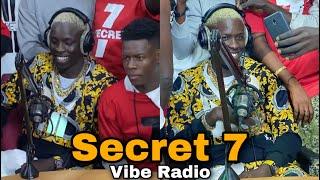 Ngaaka Blindé enflamme 🔥 Vibe Radio (Secret 7)   Tall Rek Show