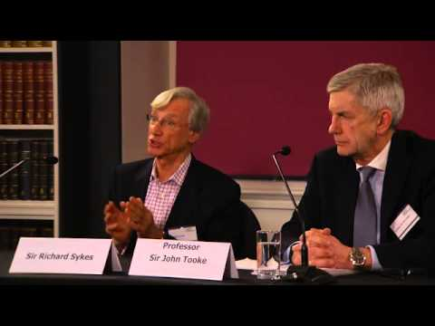 London Health Commission: Theme D:   Professor Sir John Tooke and Sir Richard Sykes