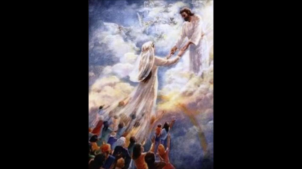 Jesus Viene En Las Nubes Youtube